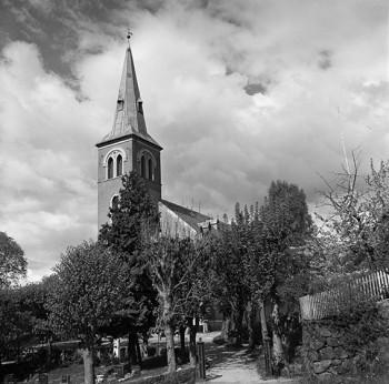 Barbu kirke 1955