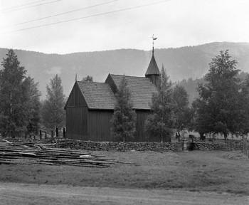 Tovdal kirke