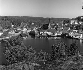 Tvedestrand 1951