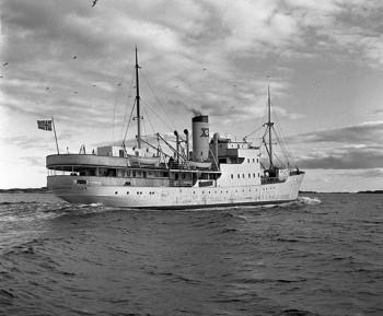 Bjørgvin 1951