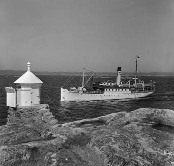 Kristansand 1954