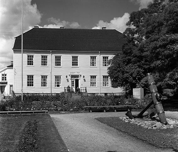 Lillesand rådhus
