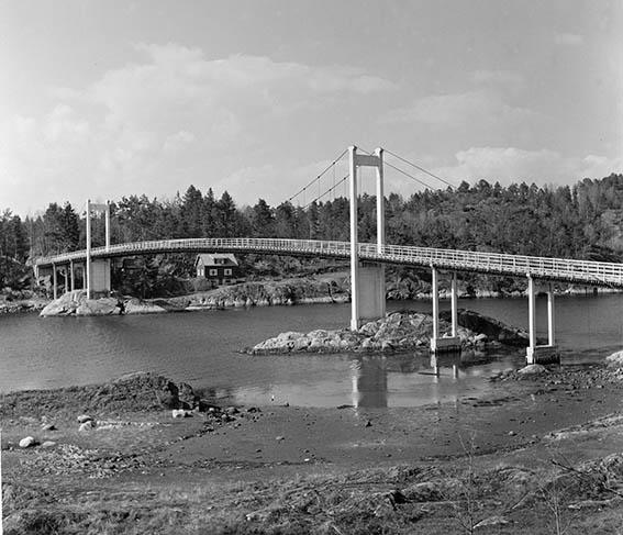 Arnevik bro 1958