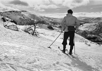Skitur, Valle