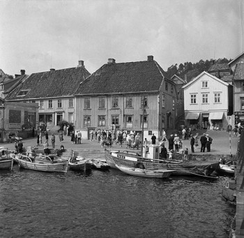 Kragerø 1951